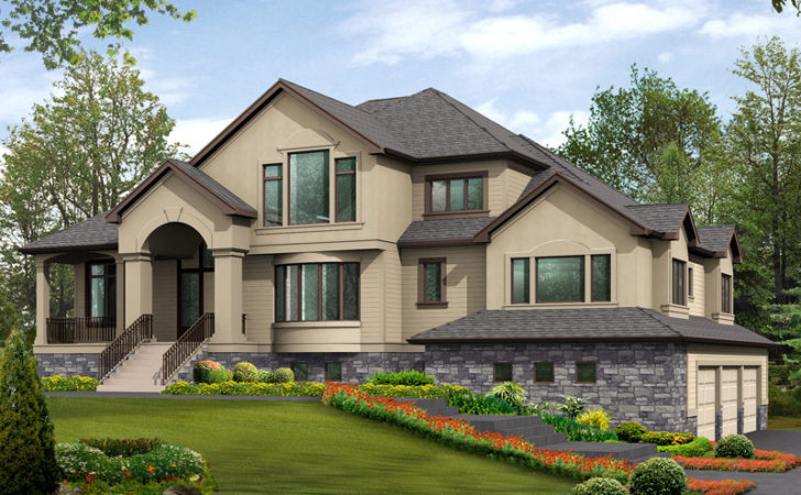 Gardencrest Rustic Home Plan House Plans More