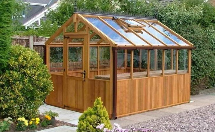 Gardening Landscaping Green House Plans Design