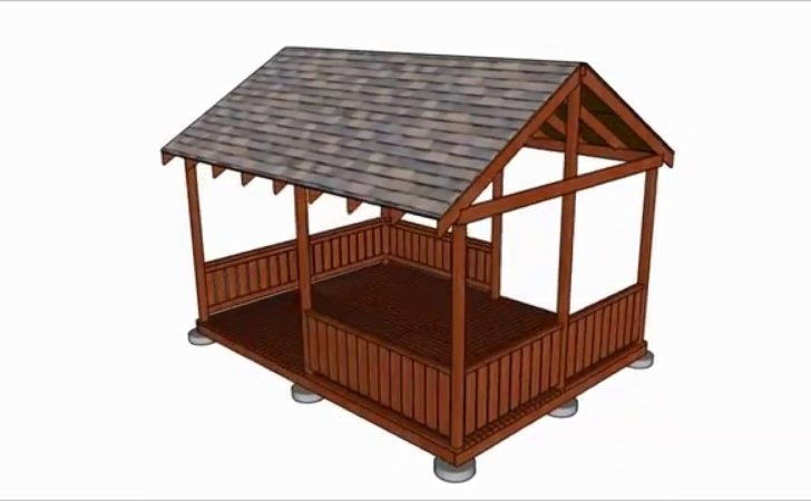 Gazebos Diy Gazebo Plans