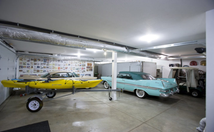 Gearhead Garages Honking Huge Space Car Collector
