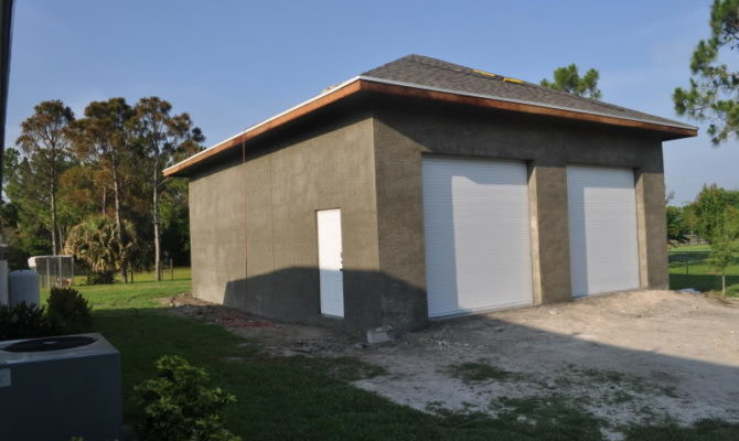 Genius Concrete Block Garages Home Plans Blueprints