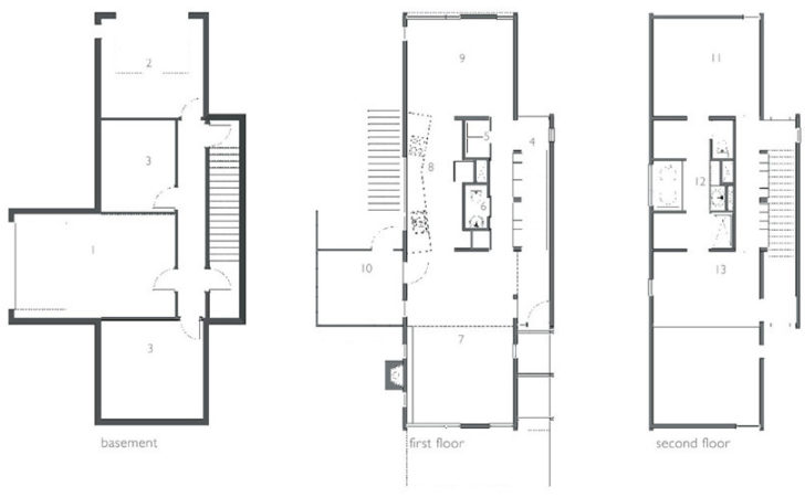Genius Long Narrow Home Plans House