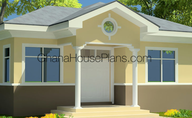 Ghana House Plans Ashford Plan