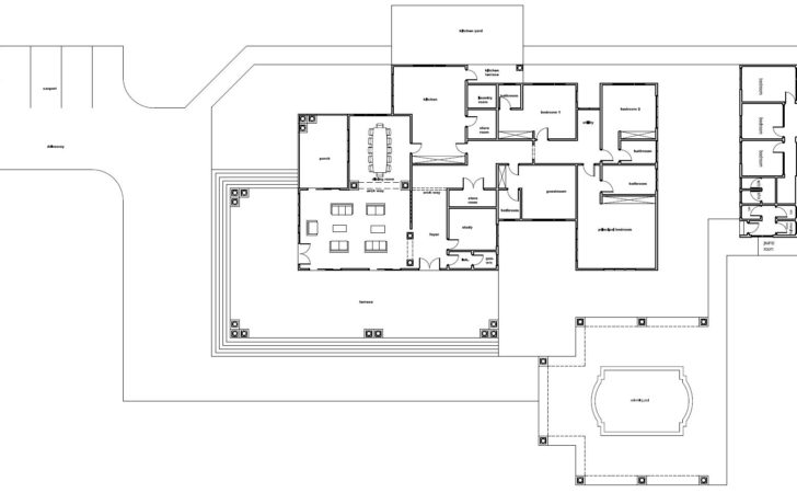 Ghana House Plans Daavi Plan