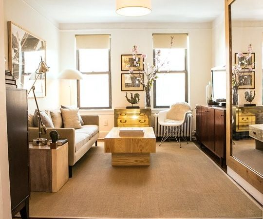 Gilded Nyc Space Wins Apartment Therapy Small Cool
