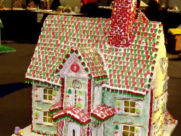 Gingerbread House Decorations Outdoor Decor Ideas Summer