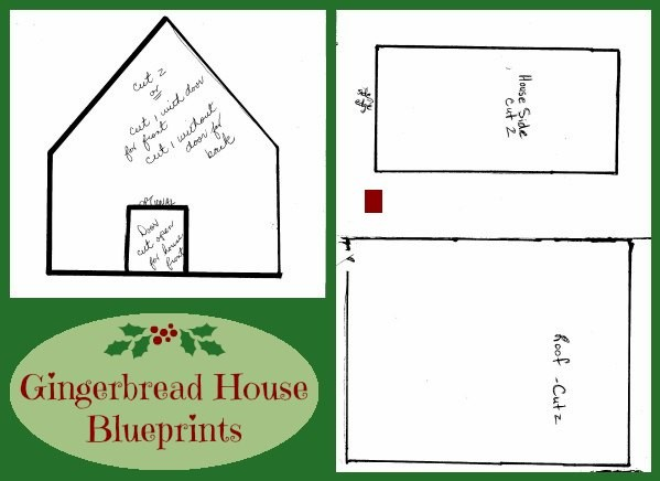 Gingerbread House Plans Search Results Calendar