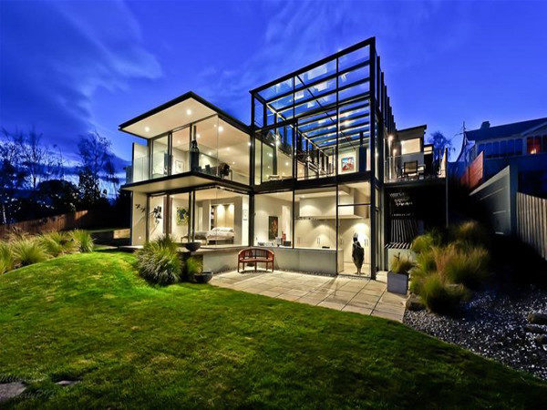 Glass House Maria Gigney Architects Enpundit