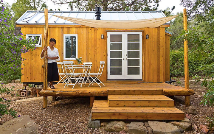 Going Off Grid Square Feet Shelter Blog