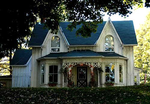 Gothic Home Designs House Plans
