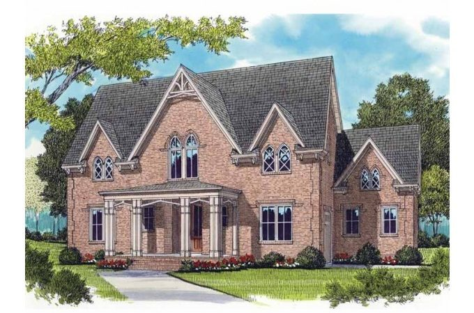 Gothic Revival Home Plans Eplans Victorian House