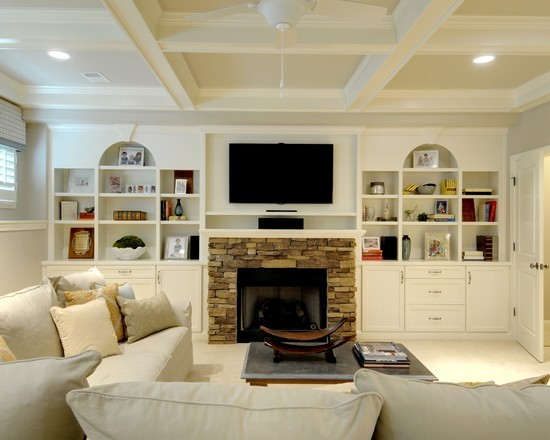 Great Basement Beautiful Homes Design