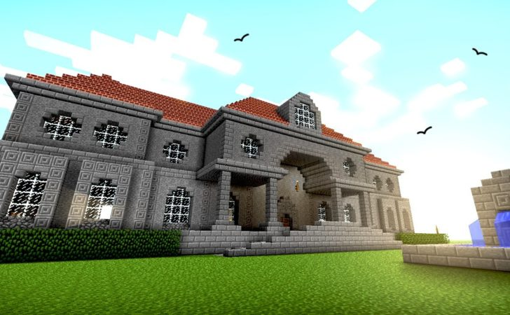 Great House Designs Ideas Minecraft Youtube Building