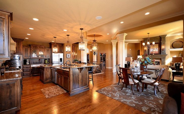 Great Reasons Love Open Floor Plan