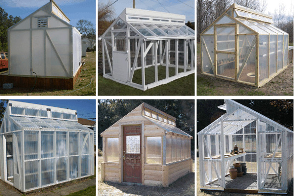 Green House Plans Ideas Greenhouse