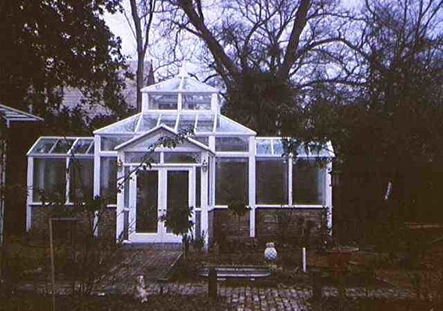 Greenhouse Plans Victorian Conservatory Style