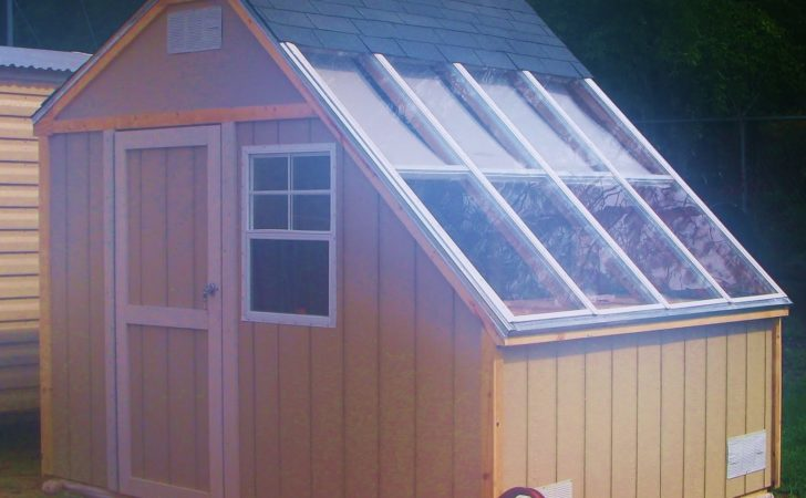 Greenhouse Shed Plans Right Tool Job