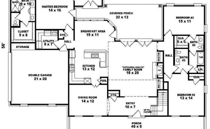 Greenshire Cape Cod Home Plan House Plans More