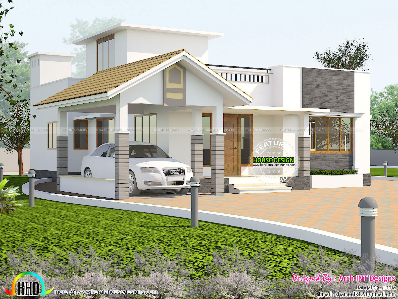 Ground Floor House Plan Kerala Home Design Plans