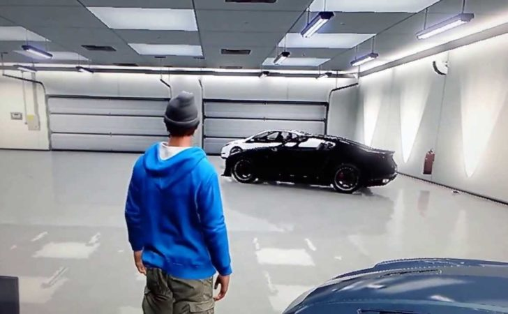 Gta Biggest Garage Youtube
