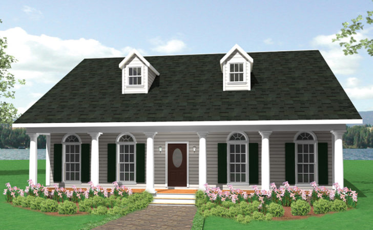 Hargrave Southern Ranch Home Plan House Plans