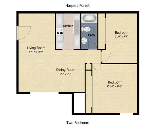 Harpers Forest Apartments Columbia Maryland