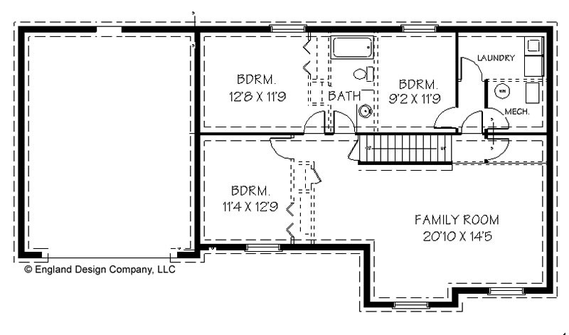 High Quality Basement Home Plans Simple House