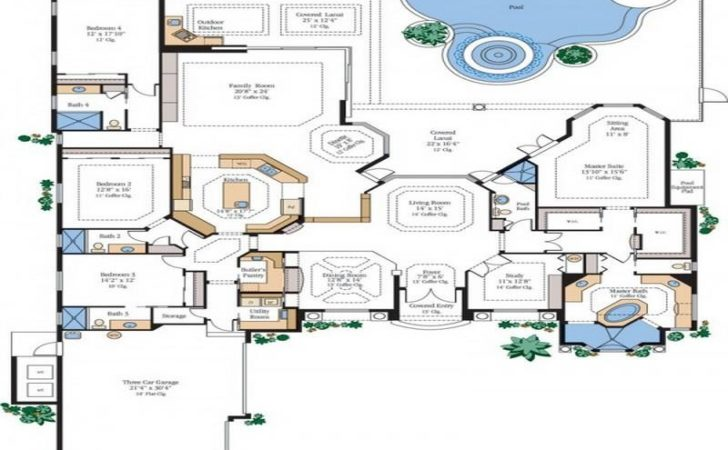 High Quality Best Home Plans Luxury