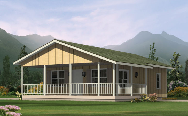 Highlander Country Cabin Home Plan House Plans
