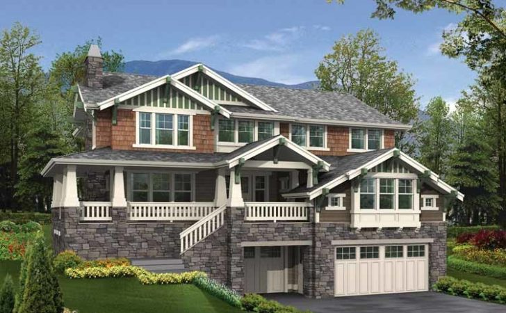 Hillside Home Plans Eplans Floor Plan Designs