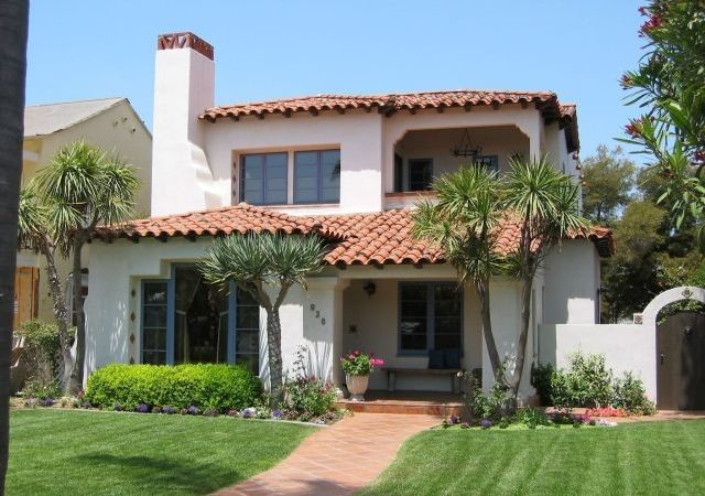 Historic Coronado Properties Spanish Style