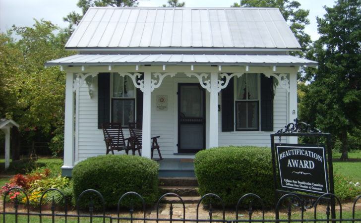 Historic Weiss Cottage Cullman Alabama Oldest Home