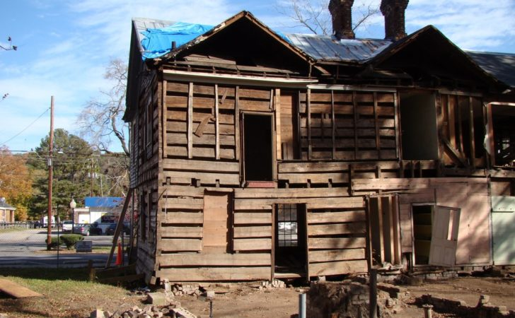 History Vann Cabin More Two Story