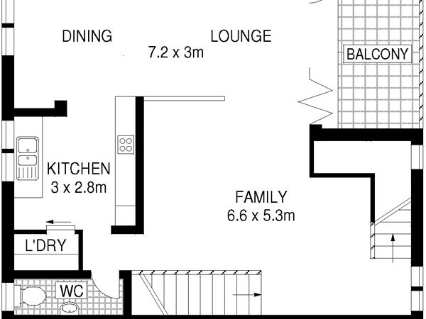Holiday House Floor Plans