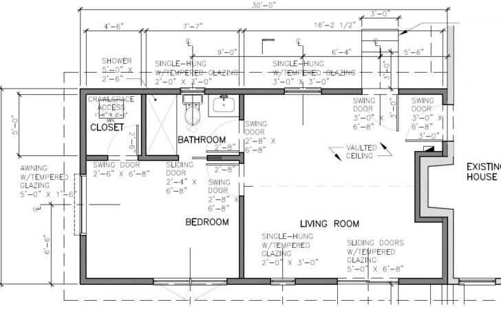 Home Addition Floor Plans Houses