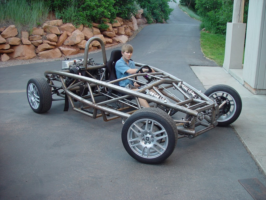 Home Built Ariel Atom Replica Autoblog
