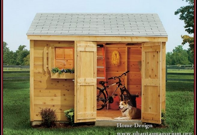 Home Depot Garden Shed Design