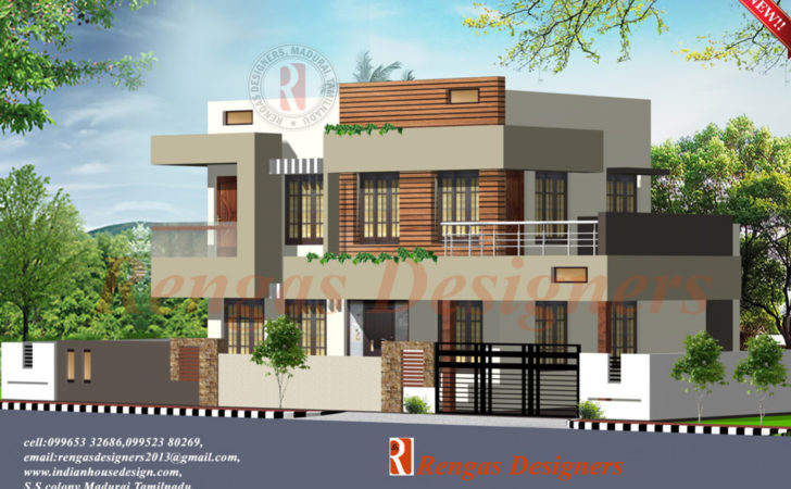 Home Design Awesome Modern Front Elevation