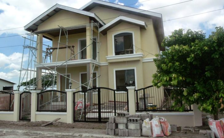 Home Design Charming Story House Philippines