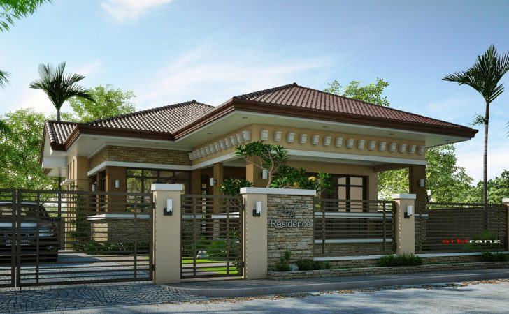 Home Design Foxy Bungalow House Designs Philippines