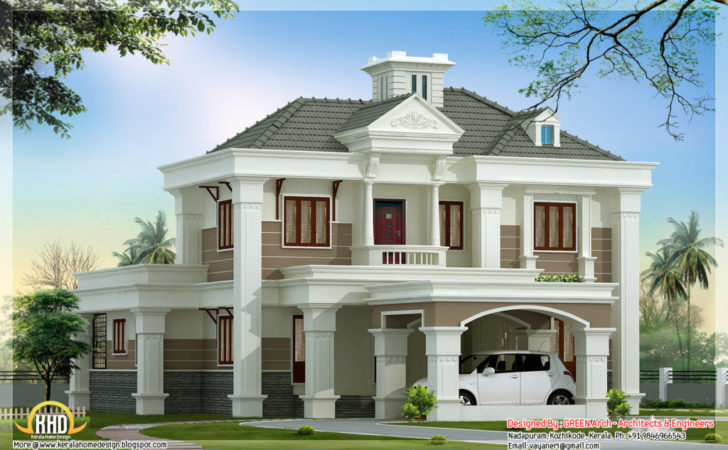 Home Design Green Architecture House Beautiful Small
