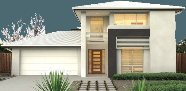 Home Design House Plane Simple Small Modern Homes