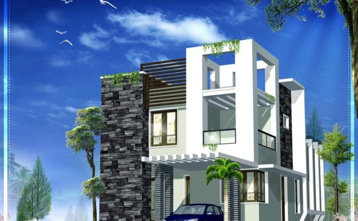 Home Design Letsroll Front Elevation Small Houses