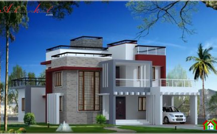 Home Design Low Cost House Plans Kerala Model