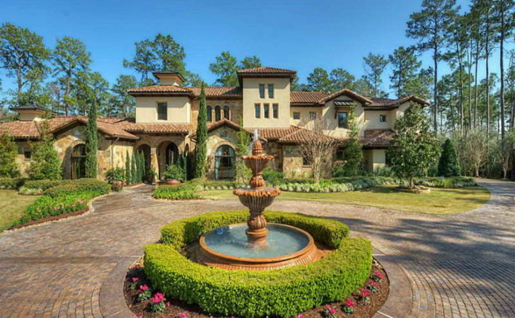 Home Design Tuscan Style Homes Rustic