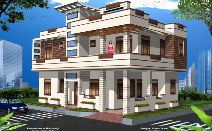 Home Designs House Exterior