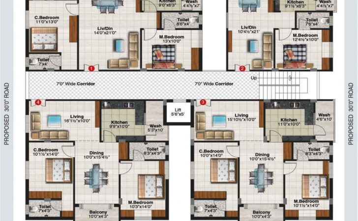 Home Element House Plans Rishi Sai Srujana