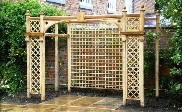 Home Garden Ideas Popular Trellis Styles