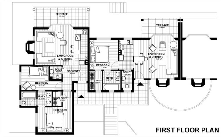 Home Ideas Apartment Building Floor Plans