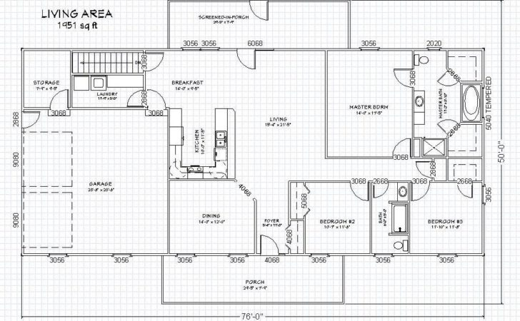 Home Ideas Ranch House Plans Walk Out Basement